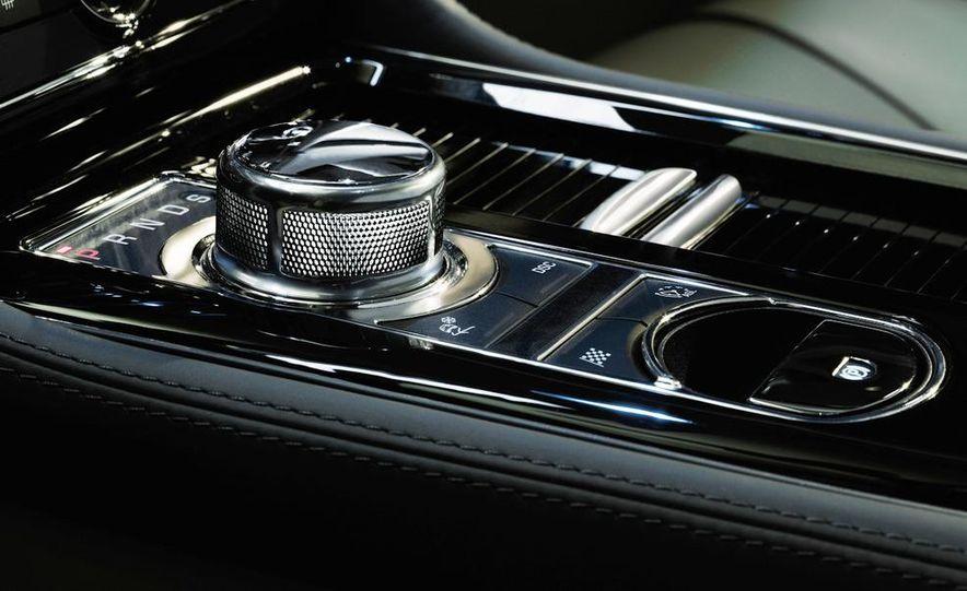 2011 Jaguar XJ - Slide 31