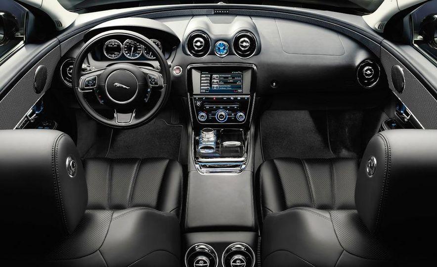 2011 Jaguar XJ - Slide 26