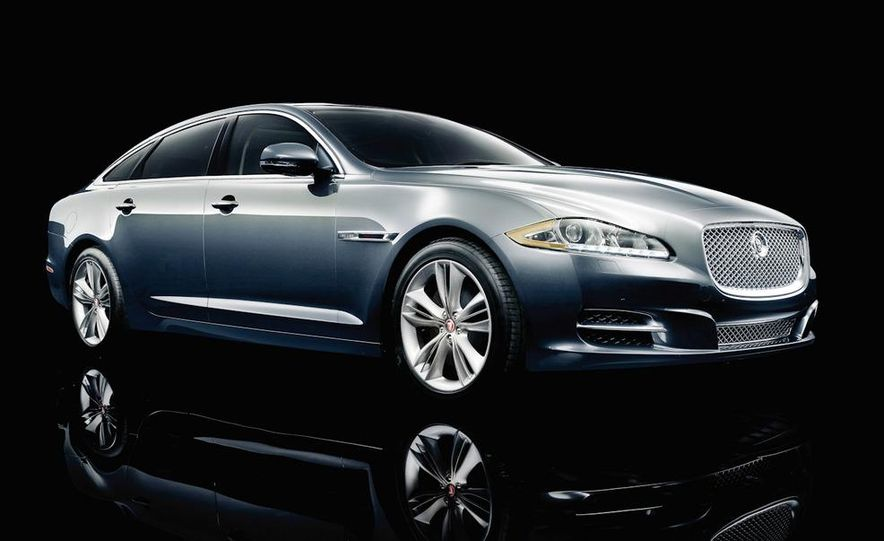 2011 Jaguar XJ - Slide 6