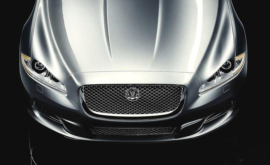 2011 Jaguar XJ - Slide 20