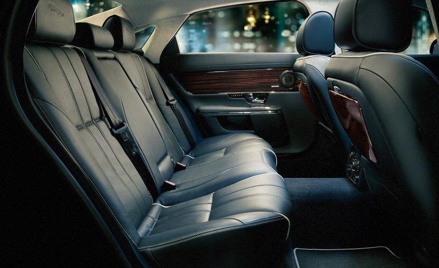 2011 Jaguar XJ - Slide 25