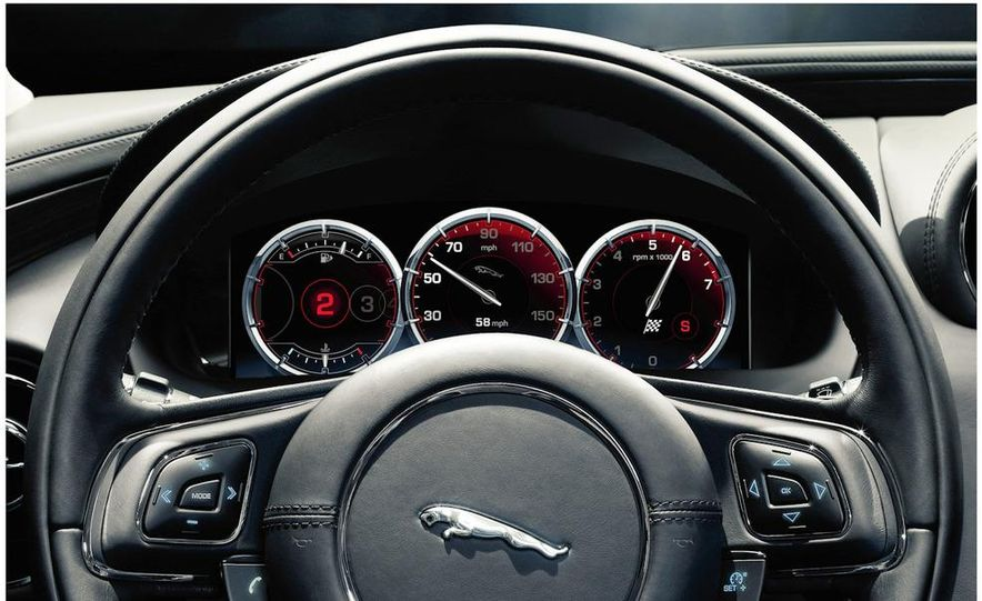 2011 Jaguar XJ - Slide 30