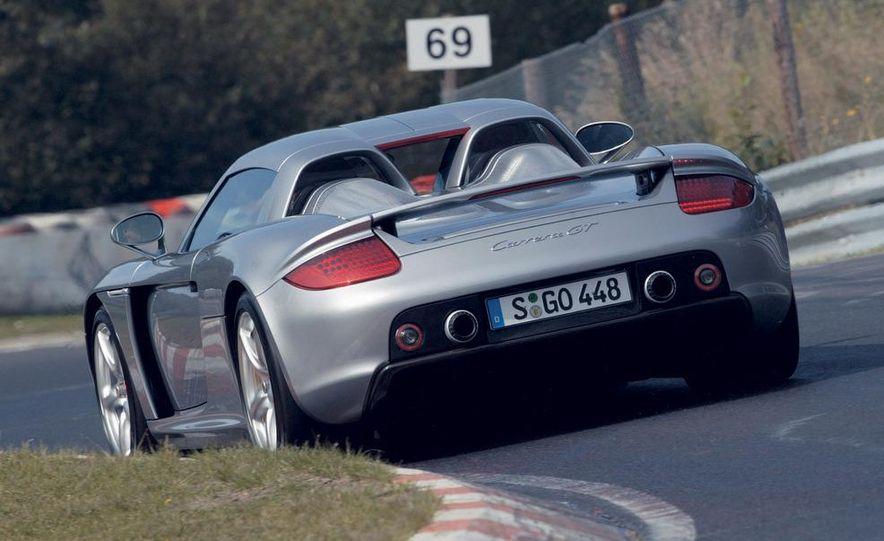 Porsche 918 Spyder Plug-In Hybrid concept - Slide 27