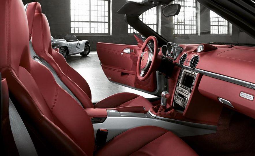 Porsche 918 Spyder Plug-In Hybrid concept - Slide 37