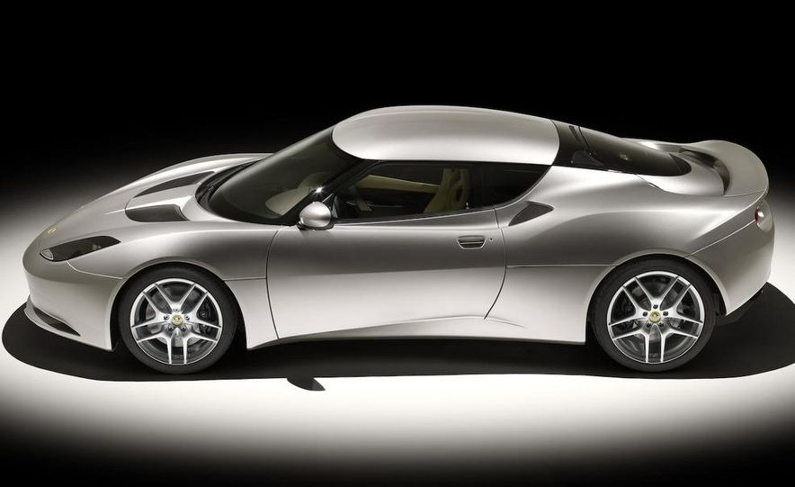 Lotus Evora Carbon concept - Slide 23