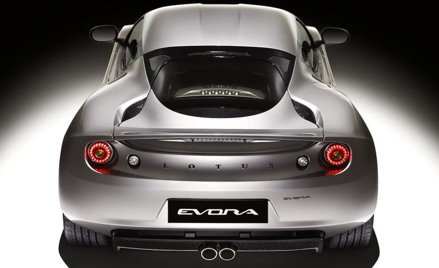 Lotus Evora Carbon concept - Slide 24