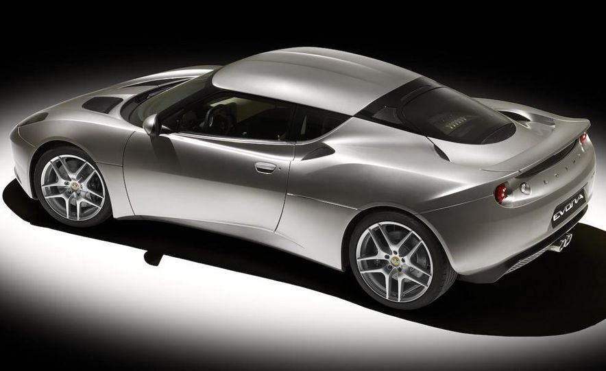 Lotus Evora Carbon concept - Slide 25