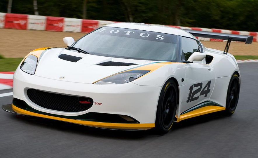 Lotus Evora Carbon concept - Slide 26