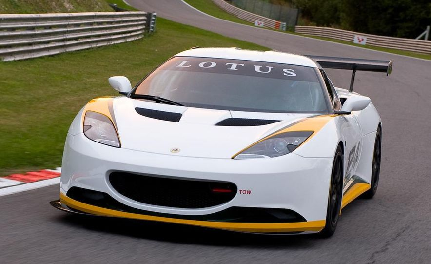 Lotus Evora Carbon concept - Slide 27