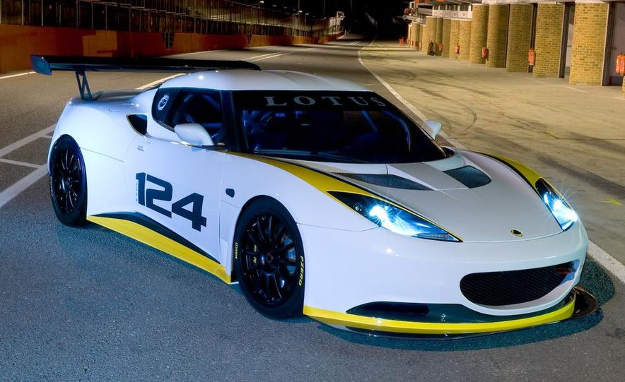 Lotus Evora Carbon concept - Slide 28