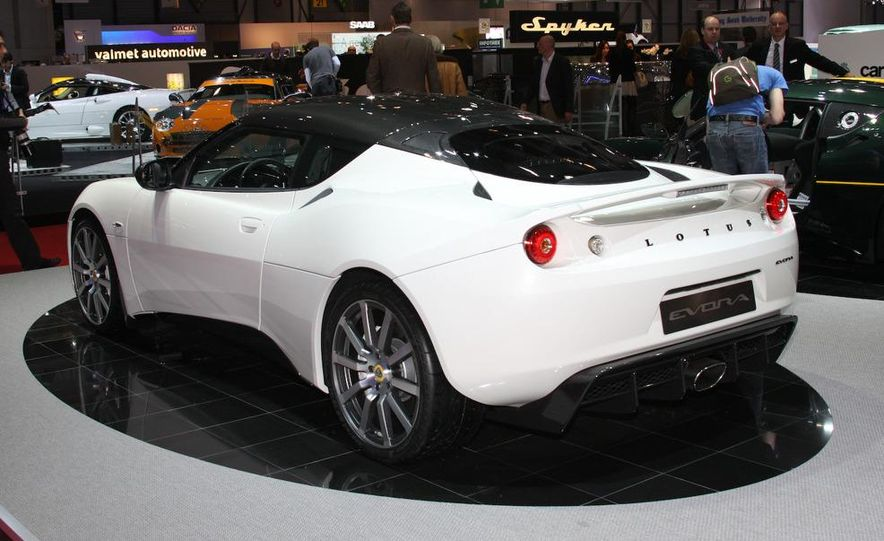Lotus Evora Carbon concept - Slide 4
