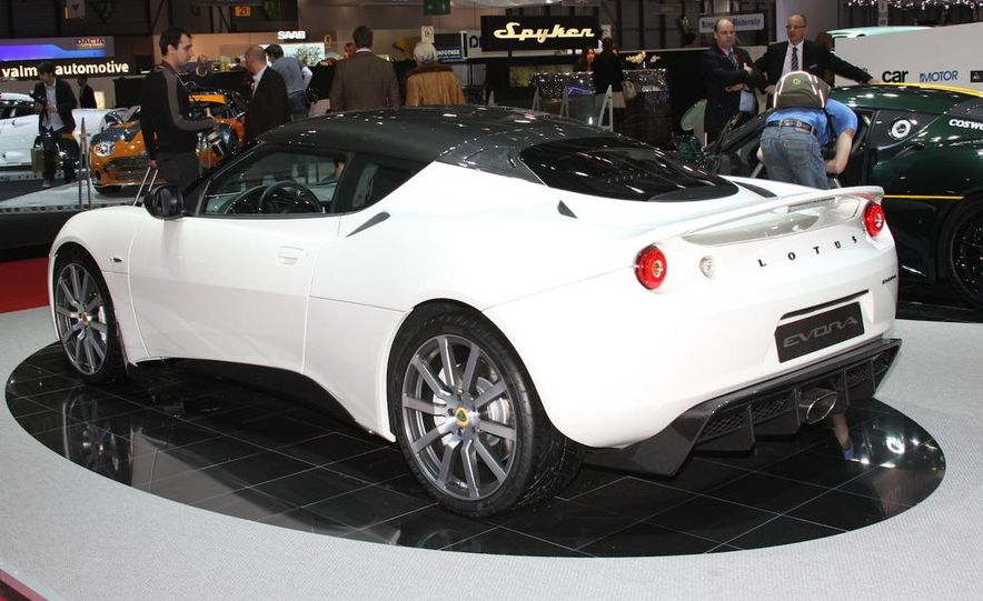 Lotus Evora Carbon concept - Slide 5
