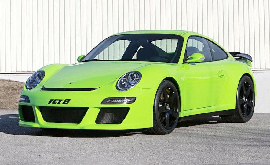 2011 Ruf 911 RGT-8 - Slide 1
