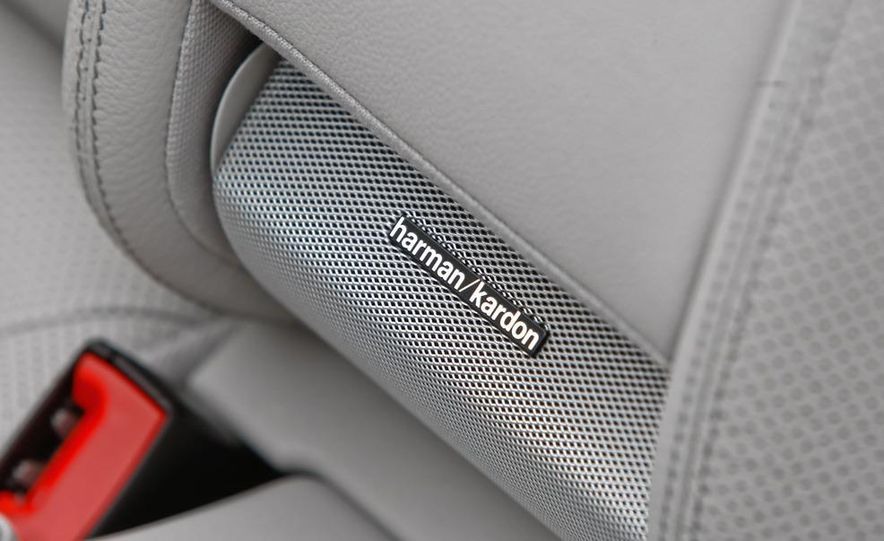 2011 Mercedes-Benz E350 Cabriolet - Slide 38