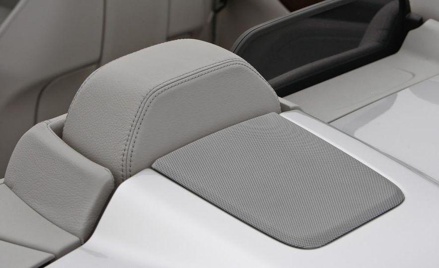 2011 Mercedes-Benz E350 Cabriolet - Slide 39