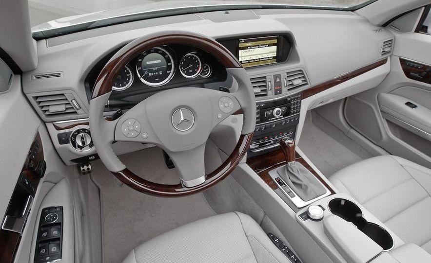 2011 Mercedes-Benz E350 Cabriolet - Slide 27