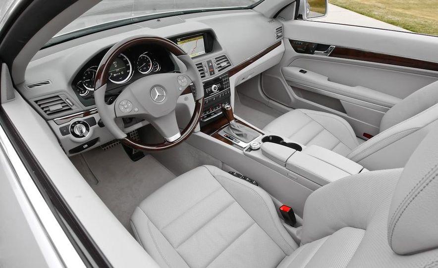 2011 Mercedes-Benz E350 Cabriolet - Slide 28