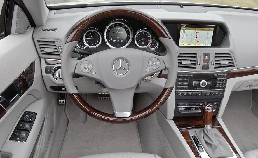2011 Mercedes-Benz E350 Cabriolet - Slide 29