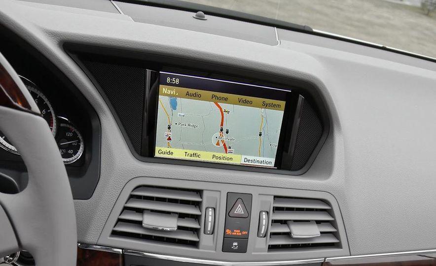 2011 Mercedes-Benz E350 Cabriolet - Slide 32
