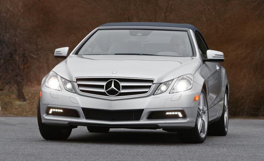 2011 Mercedes-Benz E350 Cabriolet - Slide 1