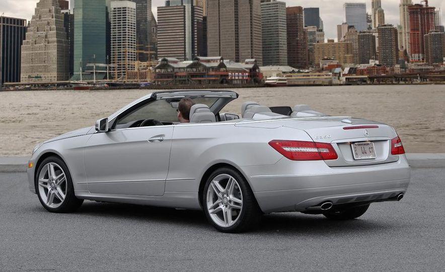 2011 Mercedes-Benz E350 Cabriolet - Slide 6