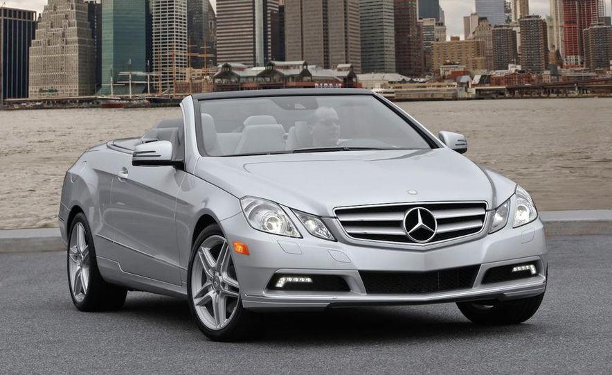 2011 Mercedes-Benz E350 Cabriolet - Slide 9
