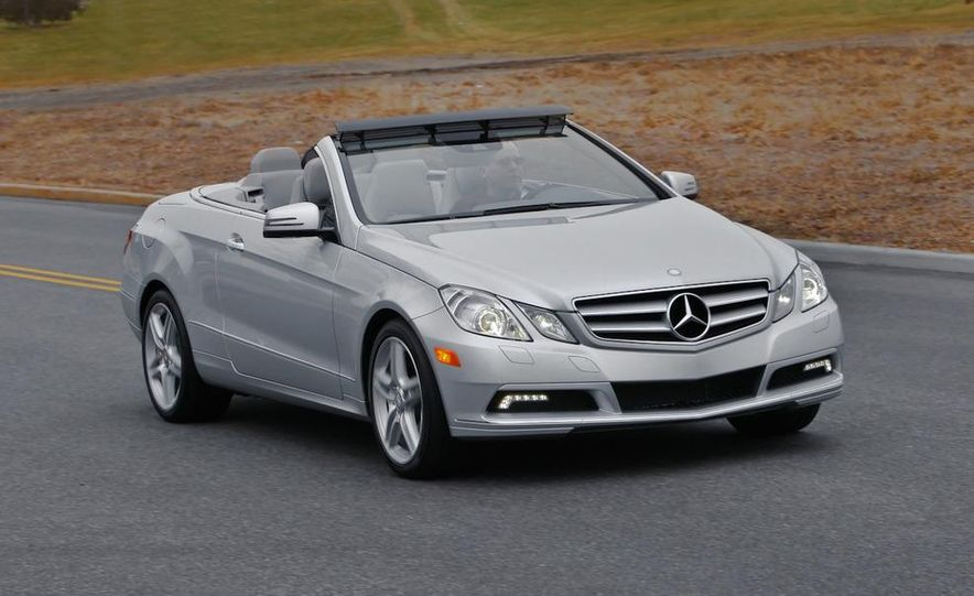 2011 Mercedes-Benz E350 Cabriolet - Slide 11