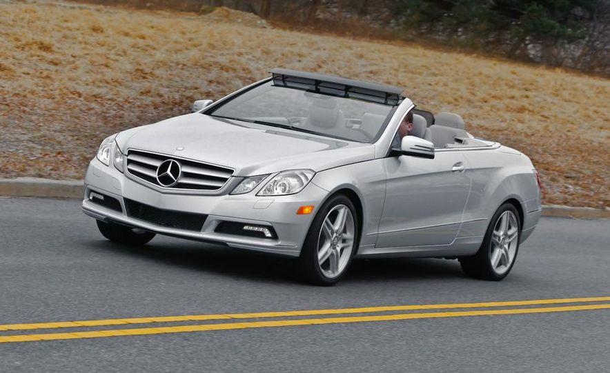 2011 Mercedes-Benz E350 Cabriolet - Slide 13