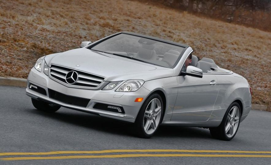 2011 Mercedes-Benz E350 Cabriolet - Slide 16