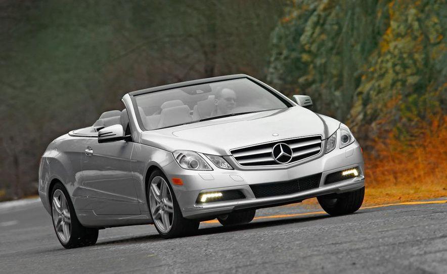 2011 Mercedes-Benz E350 Cabriolet - Slide 19