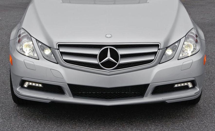 2011 Mercedes-Benz E350 Cabriolet - Slide 22