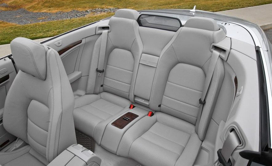 2011 Mercedes-Benz E350 Cabriolet - Slide 36