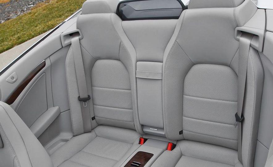 2011 Mercedes-Benz E350 Cabriolet - Slide 37
