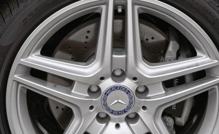 2011 Mercedes-Benz E350 Cabriolet - Slide 25
