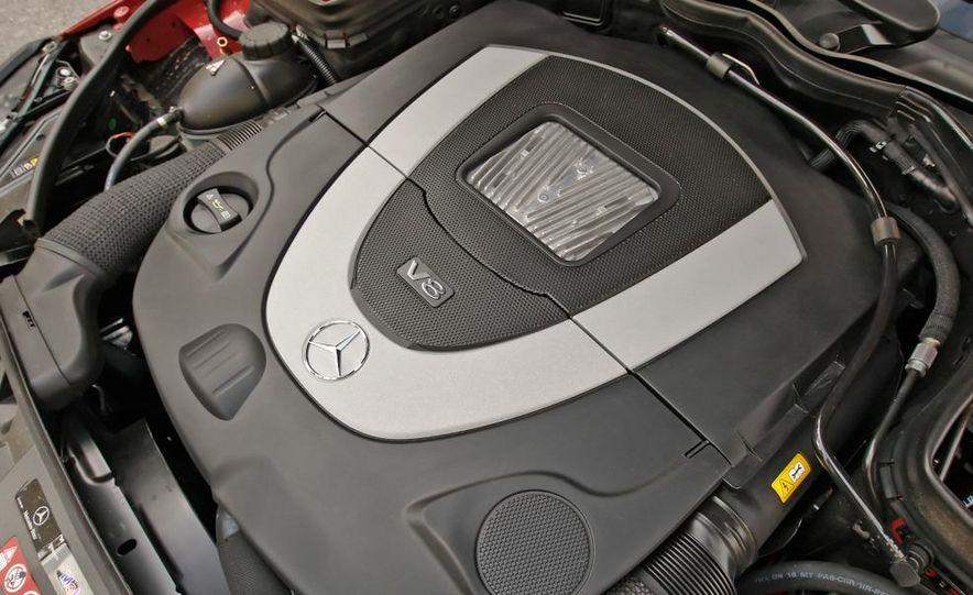 2011 Mercedes-Benz E350 Cabriolet - Slide 61