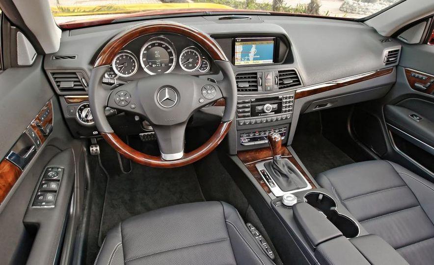 2011 Mercedes-Benz E350 Cabriolet - Slide 58