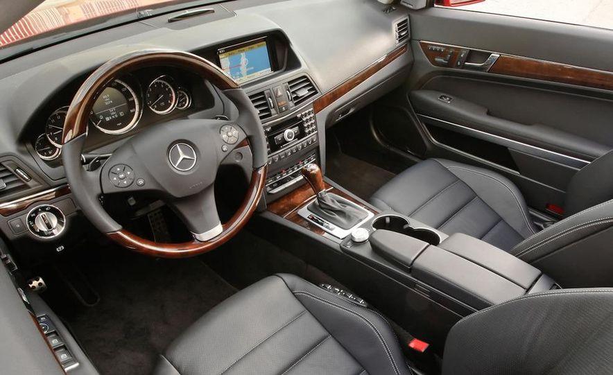 2011 Mercedes-Benz E350 Cabriolet - Slide 62