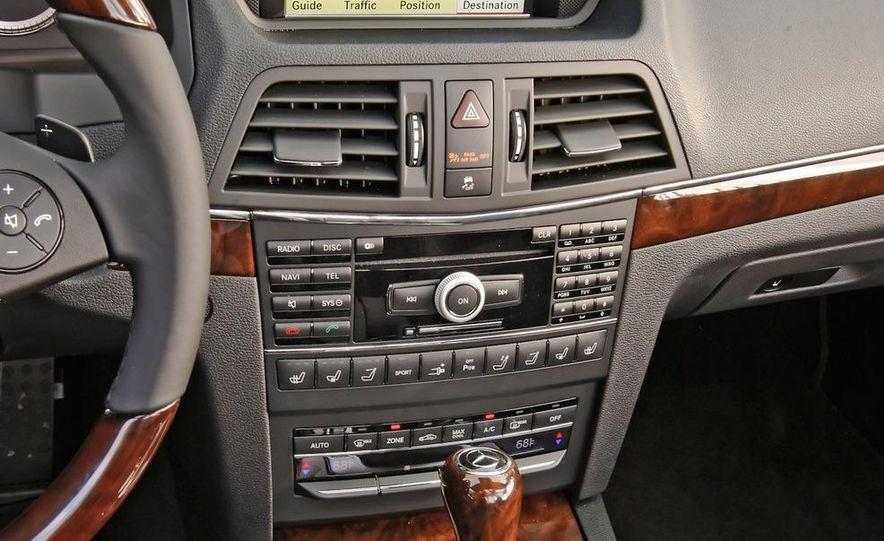 2011 Mercedes-Benz E350 Cabriolet - Slide 59