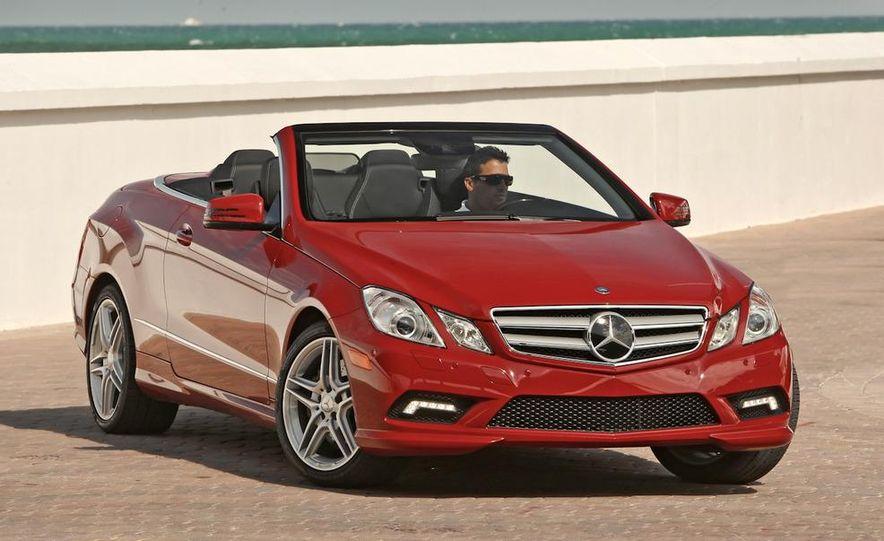 2011 Mercedes-Benz E350 Cabriolet - Slide 48