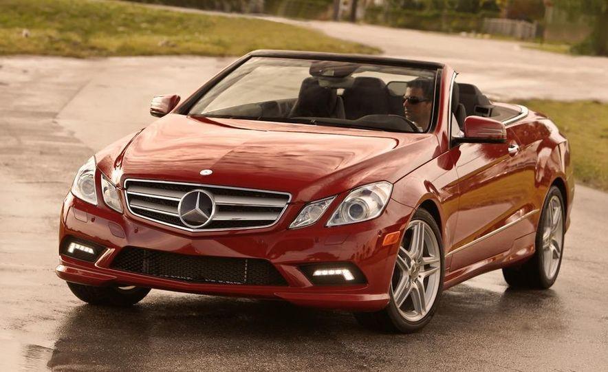 2011 Mercedes-Benz E350 Cabriolet - Slide 54