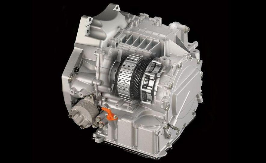 Mazda SKY-D diesel engine - Slide 3