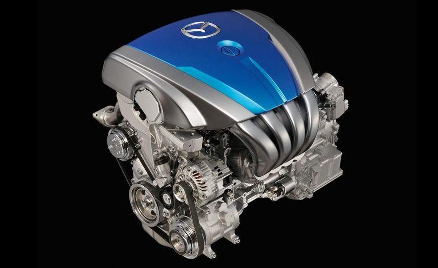 Mazda SKY-D diesel engine - Slide 2