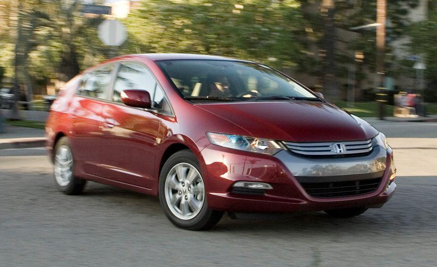 2010 Honda Insight EX Navi