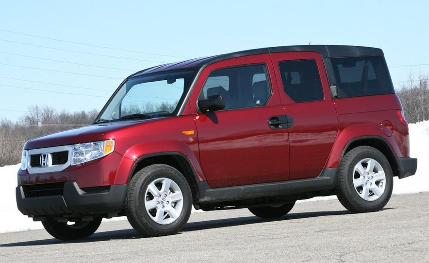2010 Honda Element EX AWD with Dog Friendly Package - Slide 2
