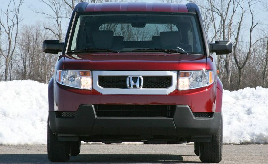 2010 Honda Element EX AWD with Dog Friendly Package - Slide 4