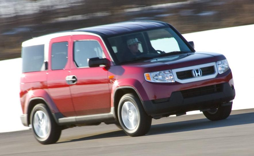 2010 Honda Element EX AWD with Dog Friendly Package - Slide 11
