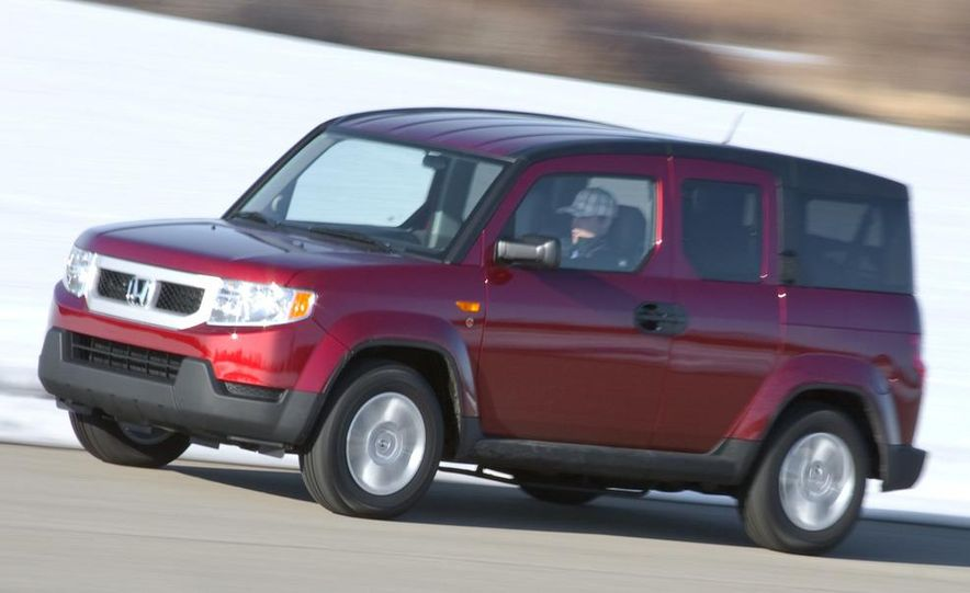 2010 Honda Element EX AWD with Dog Friendly Package - Slide 14