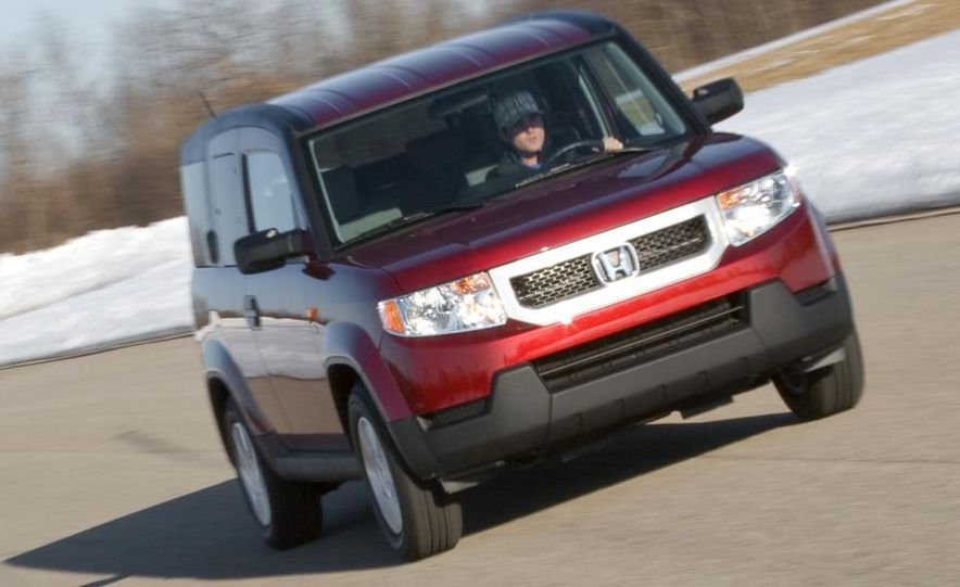 2010 Honda Element EX AWD with Dog Friendly Package - Slide 18
