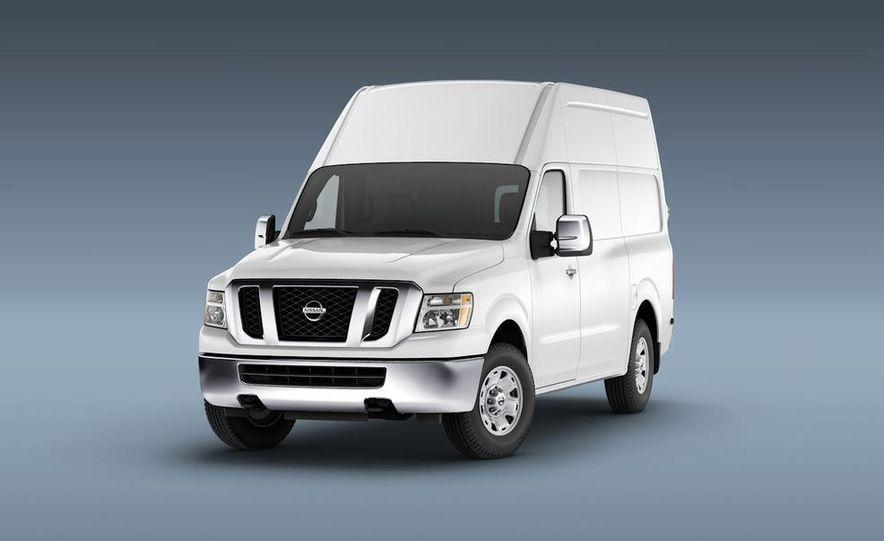 2011 Nissan NV2500/3500 HD - Slide 1
