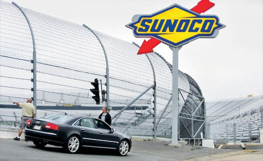 2012 Audi S8 (spy photo) - Slide 46